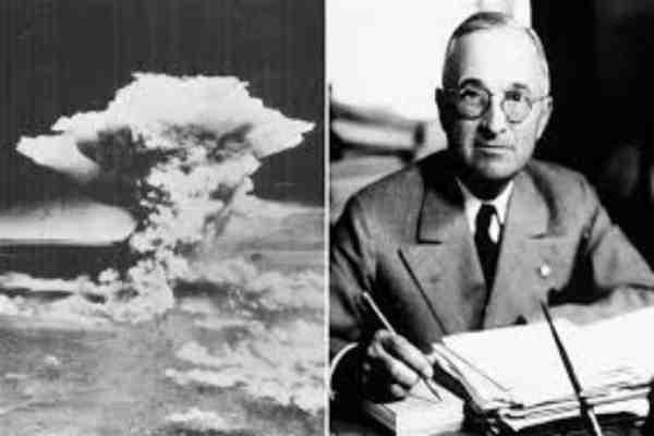 Truman dio la orden