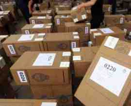 Candidatos de Macri quemaron urnas