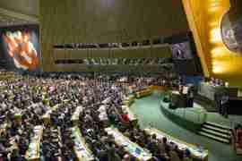 Lo que dice la ONU