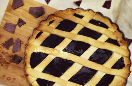 crostata al coccolato