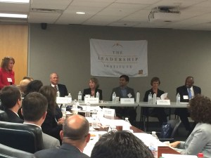 Leadership Panel Oct. 2014