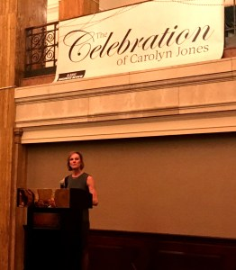 The Celebration of Carolyn Jones