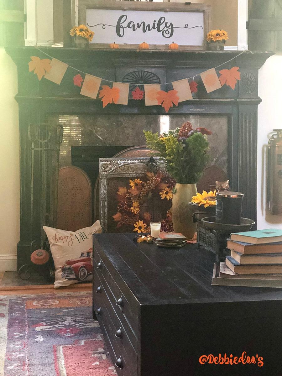 dollar tree fall felt craft ideas