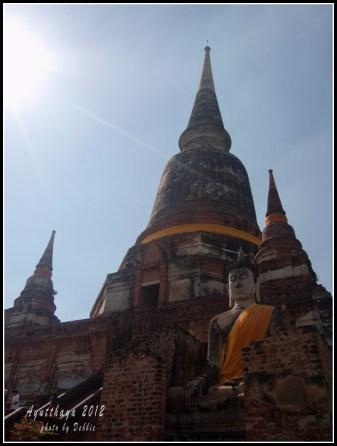 世界上最高的佛塔