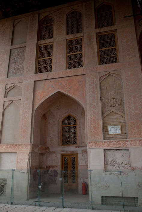 Ali Qapu Palace 三樓平台