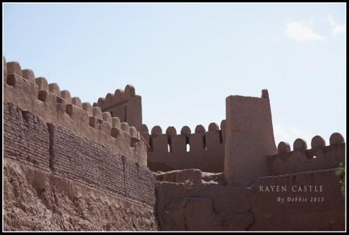 保存完整的城牆