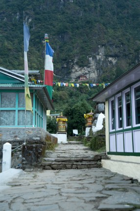 There We Go, from Lukla