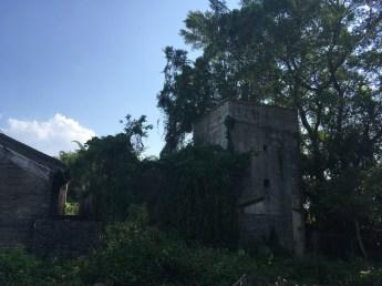 木湖村的碉樓