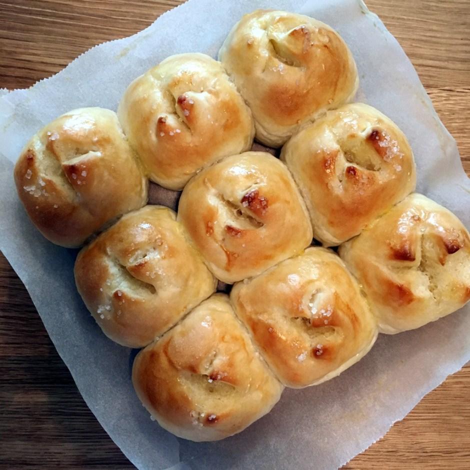 牛油糖粒手撕包 シュガーバターちぎりパン