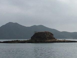 新界東北的小島風情
