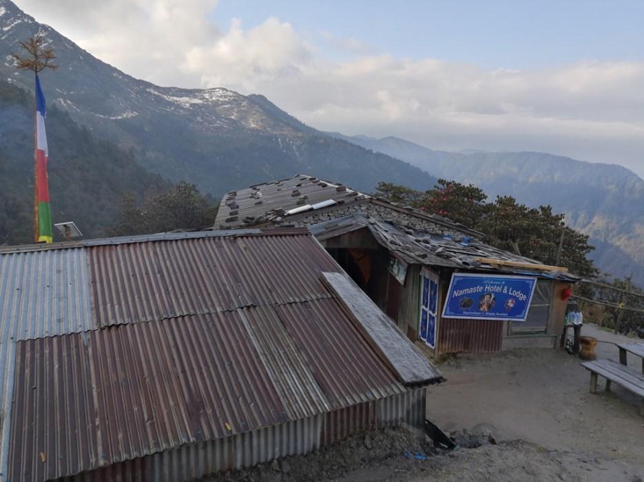 尼泊爾行山之旅 Langtang trek (12) Tea house