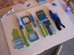 Debbie-Crothers-Polymer-Clay-Artist-Griffith-Workshops (12)