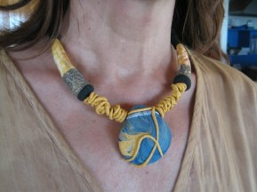 Debbie-Crothers-Polymer-Clay-Artist-Griffith-Workshops (8)
