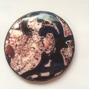 Debbie-Crothers-Polymer-Clay-Artist-Instructor-Bead-Pendant-Alcohol-Ink-Necklace-Veneer-Component