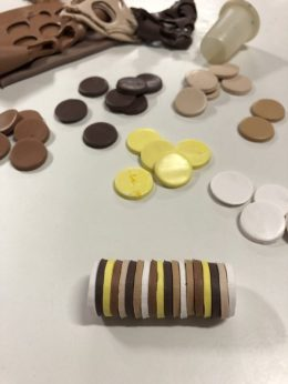 Debbie-Crothers-Polymer clay-Artist-Instructor-Extrusions-Pods-beads-tutorial-free-free tutorial