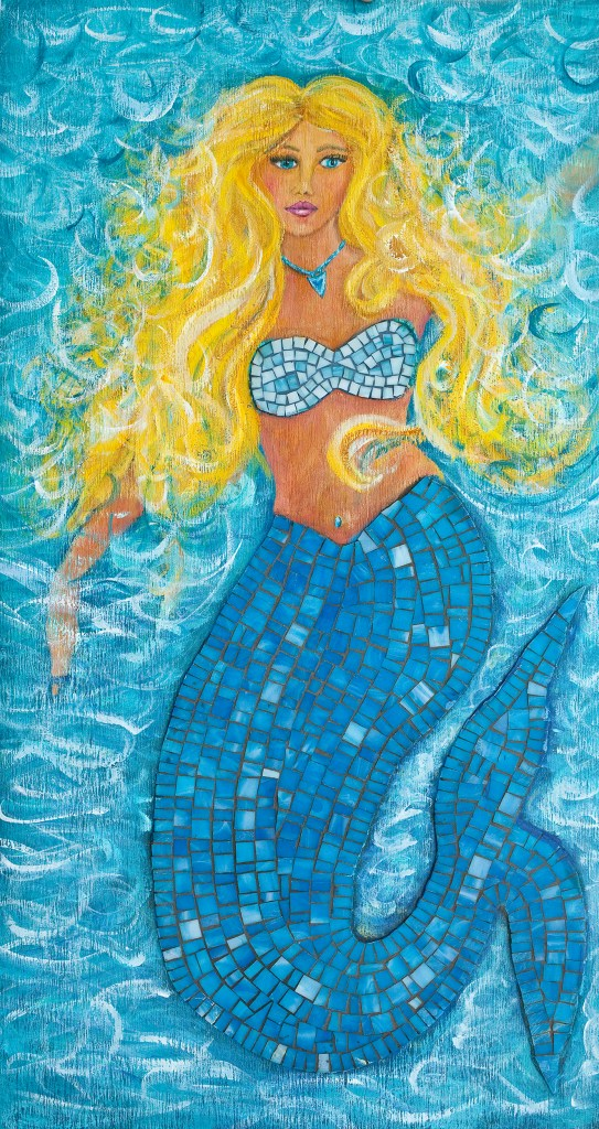 Shakira Blue Mermaid