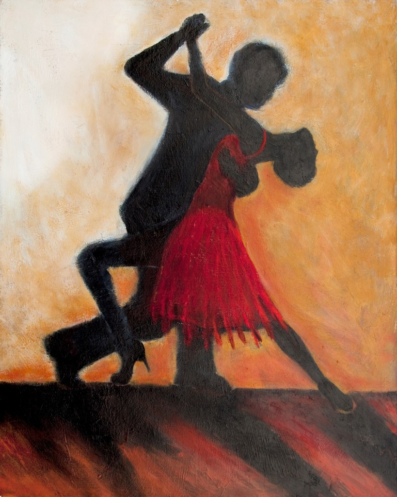 Tango Silohuettes