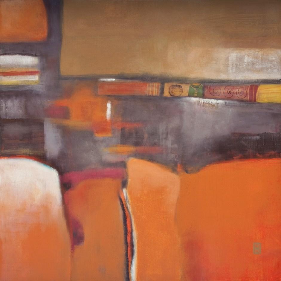 Earthtone Abstract