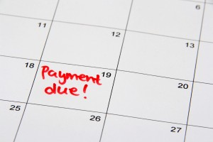 voiceover talent payment due date