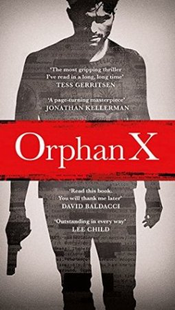 Book review: Orphan X by Gregg Hurwitz