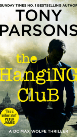 Book review: The Hanging Club by Tony Parsons