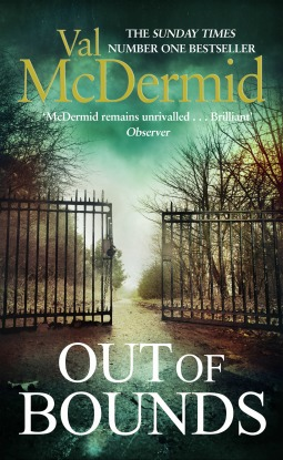 Book review: Out of Bounds by Val McDermid