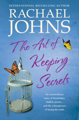 Book review: The Art of Keeping Secrets by Rachael Johns