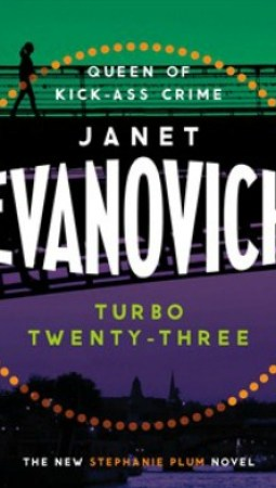 Book review: Turbo Twenty-Three by Janet Evanovich