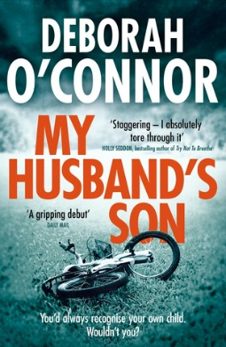Book review: My Husband's Son by Deborah O'Connor