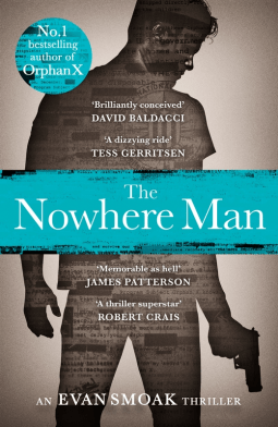 Book review: The Nowhere Man by Gregg Hurwitz