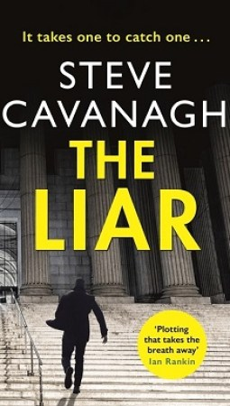 Book review: The Liar by Steve Cavanagh