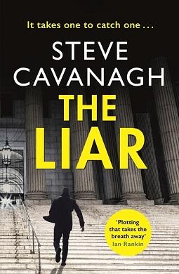Book review: The Liar by Steve Cavanagh