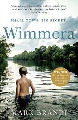 Book review: Wimmera by Mark Brandi