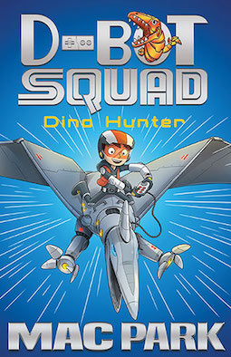 Book series review: D-Bot Squad by Mac Park and James Hart