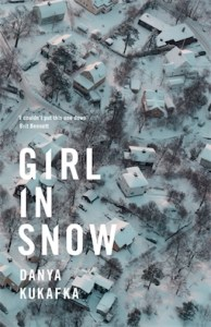 girl in snow by danya dukafka