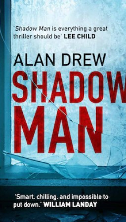 Book review: Shadow Man by Alan Drew