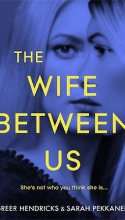 Book review: The Wife Between Us by Greer Hendricks & Sarah Pekkanen