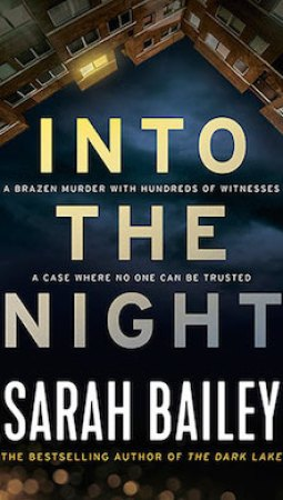 Book review: Into The Night by Sarah Bailey