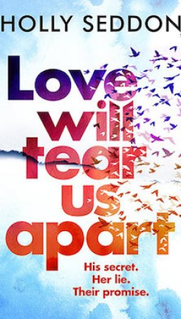 Book review: Love Will Tear Us Apart by Holly Seddon
