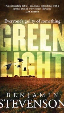 Book review: Greenlight by Benjamin Stevenson