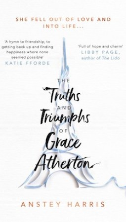 Book review: The Truth and Triumphs of Grace Atherton by Anstey Harris