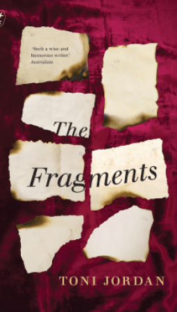 Book review: The Fragments by Toni Jordan