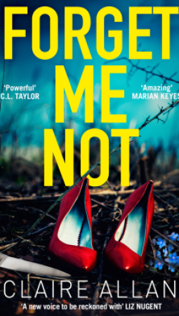 Book review: Forget Me Not by Claire Allan