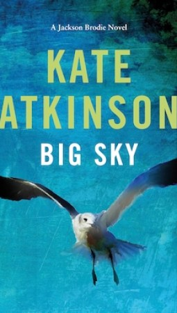 Book review: Big Sky by Kate Atkinson