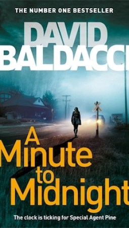 Book review: A Minute to Midnight by David Baldacci