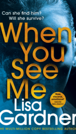 Book review: When You See Me by Lisa Gardner