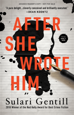 Book review: After She Wrote Him by Sulari Gentill