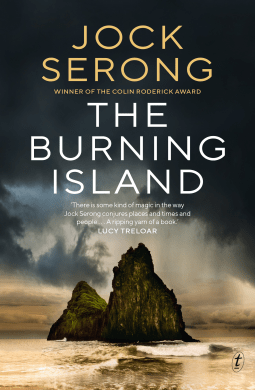 Book review: The Burning Island by Jock Serong