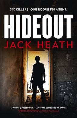 Book review: Hideout by Jack Heath