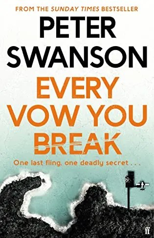 Book review: Every Vow You Break by Peter Swanson